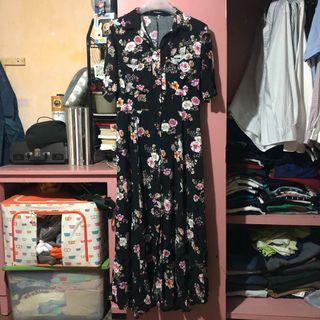 Terranova Floral Maxi Dress