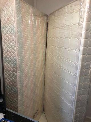 Divan bed (mattress with base set)