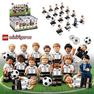 Lego 71014 DFB - The Mannschaft German Football Team Set