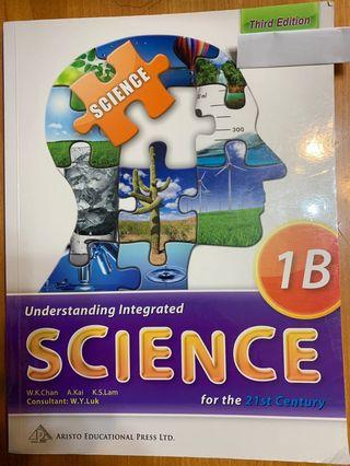 Understanding Integrated SCIENCE for the 21st Century 1B Third Edition