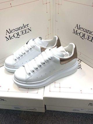 (現貨) Alexander Mcqueen sneakers 波鞋~ 只有35 35.5 36.5 37