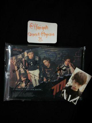 Signed N.flying First Debut Album Awesome
