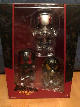 Hottoys antman set marvel avengers cosbaby