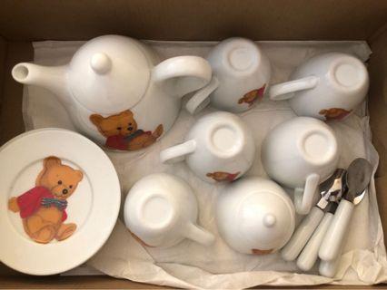 陶瓷 英式茶具 Full Set
