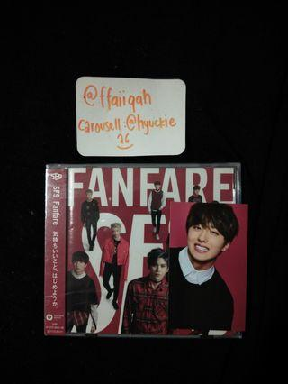 SF9 Fanfare JP Regular Edition
