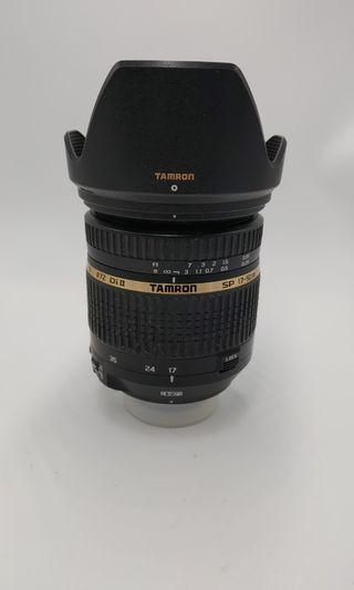 Tamron 17-50mm F2.8 VC  for Nikon B005 over 90%new