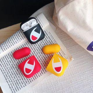 🖤❤️💛🧡PO Champion Airpod Case