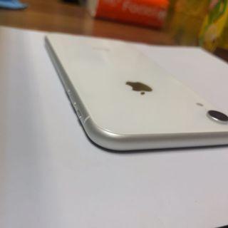 IPhone xr 64gb silver like new long period apple warranty