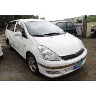 2006豐田WISH 2.0