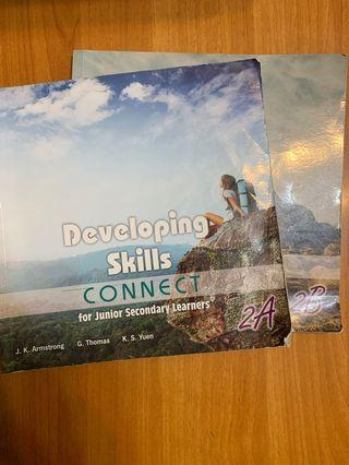 Developing Skills: Connect for Junior Secondary Learners 2A 2B