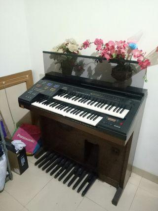 Dijual Cepat Piano/organ/keyboard Yamaha  Electone HS-4  NEGO