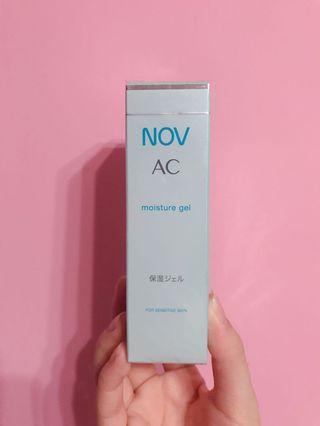 日本購日本防敏感品牌Nov Moisture Gel 40g