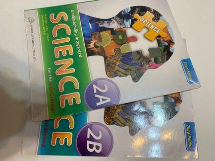 Understanding Integrated Science for the 21st Century 2A (Third Edition)