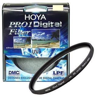 Hoya 67mm UV filter