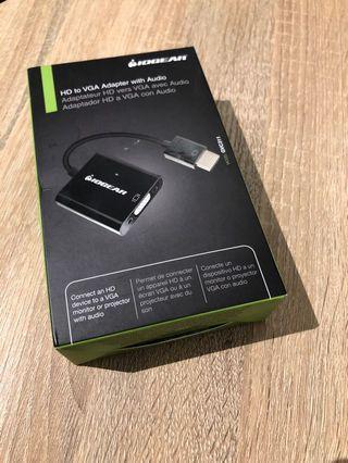 HDMI to VGA adapter