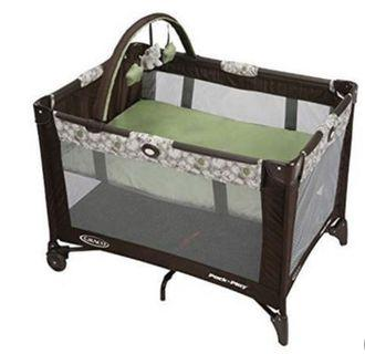 Graco Pack 'N Play On The Go Playpen