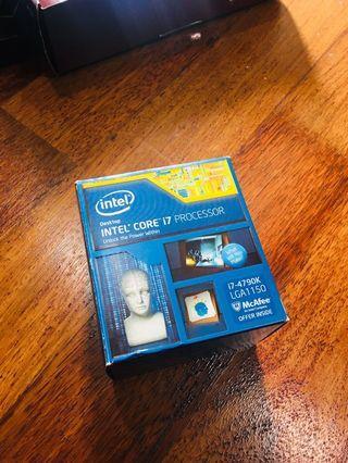 Intel i7 4790K socket 1150