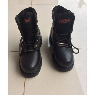 Sepatu Boots Harley Davidson