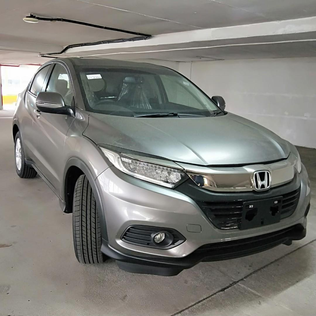 2019 Honda Vezel (Brand New For Rent)