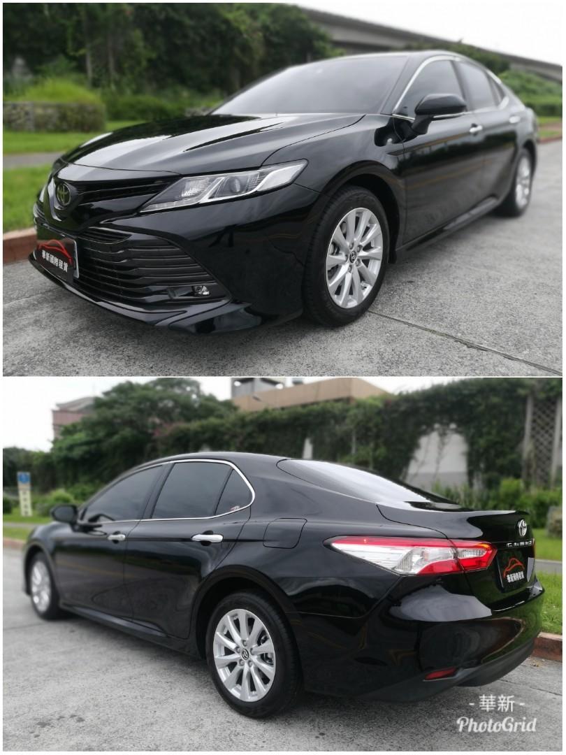 獨家出租2019 新款Toyota camry 2.5cc平日6折 台北租車 華新國際租賃 小馬 格上 和運都沒有這台