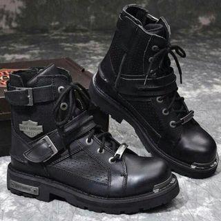 Sepatu Harley Davidson ORIGINAL 003