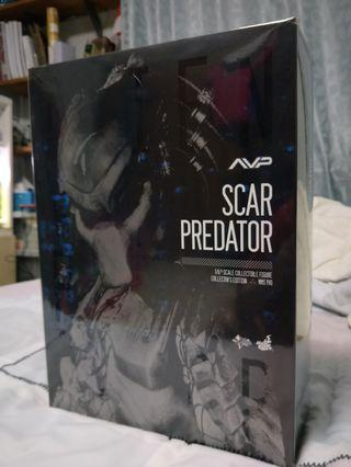 Hot Toys Scar Predator