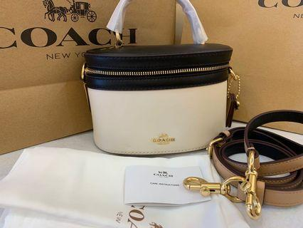 Authentic ready Stock 39292 women trial Selena coach sling bag