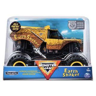 Monster Jam Earth Shaker 1:24 New 2019