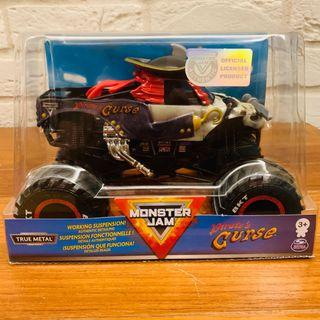 🚚 Monster Jam Pirates Cursed 1:24 Trucks