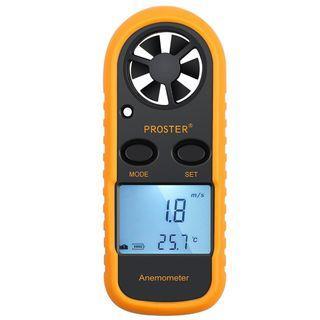 Item#181 - Proster Anemometers Handheld Wind Speed Meter