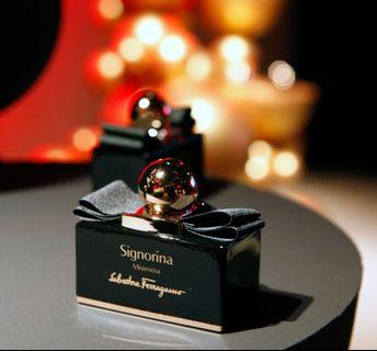 Salvatore Ferragamo 50ml Signorina Misteriosa Perfume 香水 🆕️ edp edt