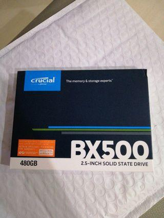 Crucial Ssd 2.5 inch solid state drive 480gb bx500