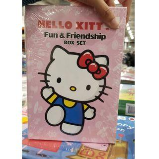 💥💥💥Kitty 迷注意😍😍😍 珍藏版Hello Kitty Friendship Boxset  ✈️✈️✈️澳洲直寄  1套6本