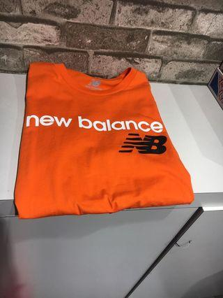 New balance 短T