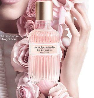 GIVENCHY Eaudemoiselle Perfume 100ml 香水 edt edp