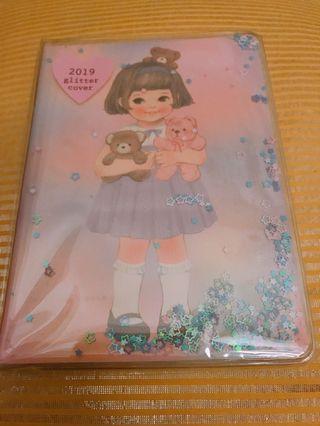 韓國 afrocat~2019年paper doll mate 復古洋娃娃手帳