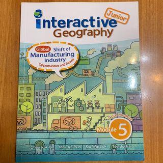 Junior Interactive Geography Core Module 5
