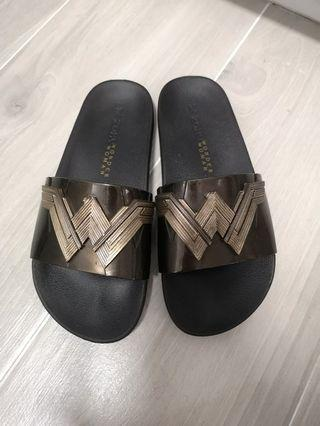 Zaxy Wonder Woman Sandals
