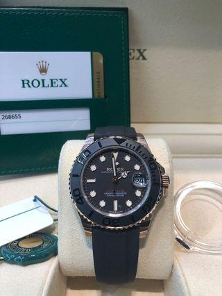 Rolex Yachtmaster 37 268655