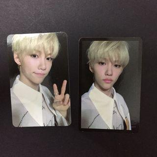 WTS / WTT STRAY KIDS CLÉ 2 : YELLOW WOOD PHOTOCARDS
