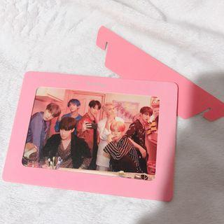 🚚 BTS Map Of The Soul MOTS: PERSONA Photo Frame