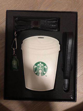 Authentic limited edition Starbucks lanyard