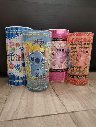 Stitch Glassware