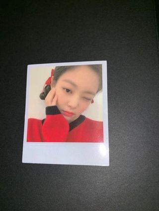 Jennie Polaroid