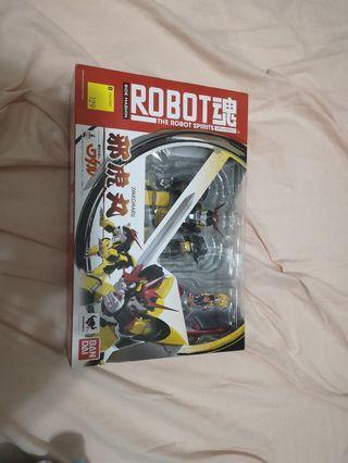 Robot魂 邪虎丸 邪虎 魔神英雄傳