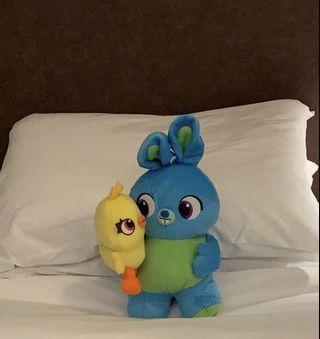 Disney Toy Story 4 Bunny & Ducky