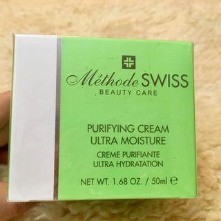 Methods Swiss 淨化面霜