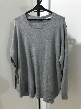 H&M Sweatshirt ~ Grey Colour