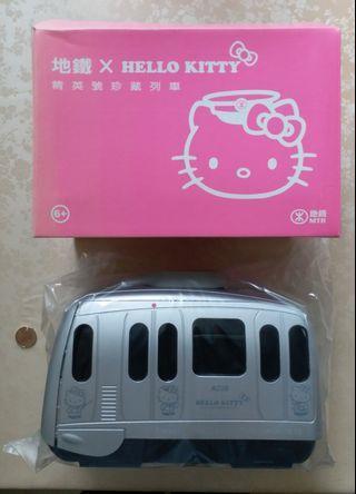 全新 地鐵 X Hello Kitty, 精英號珍藏列車, 連6個Hello Kitty地鐵公仔
