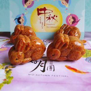 Mini Rabbit Mooncake